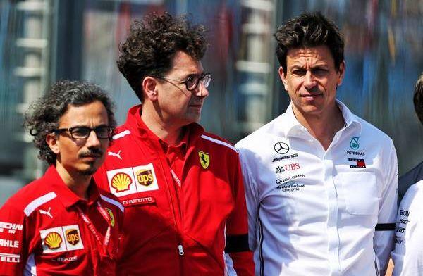 Mercedes followed Ferrari's lead with Netflix series absence