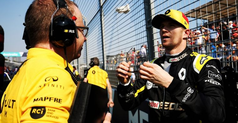 'Nico Hulkenberg maakt kans op zitje Mercedes voor seizoen 2020'