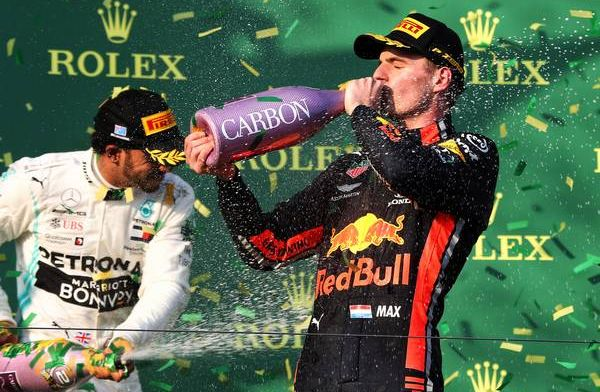 """Verstappen believes """"it was a good result but we have to work hard to improve"""""""