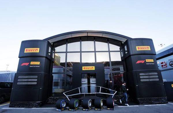 Pirelli reveals tyre selection for Bahrain Grand Prix