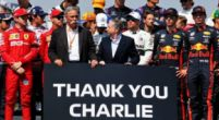Image: Brundle says 'I'd never seen Bernie cry, and never thought I would'