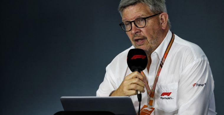 Ross Brawn ziet nu al meer inhaalacties in F1