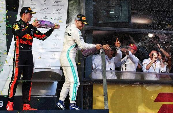 Mercedes strategist hails Lewis Hamilton for finishing with damaged car in Australia