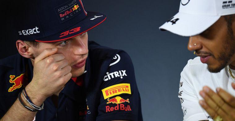 Hamilton: 'Geweldig dat Honda weer mee kan doen'