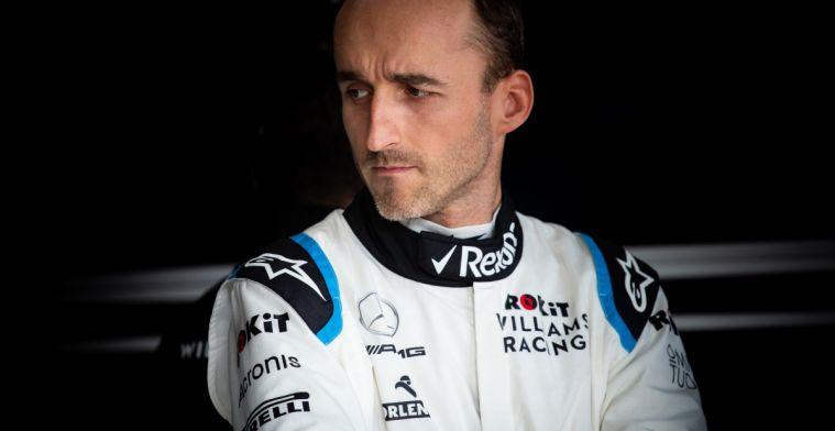 Kubica heeft geen spijt, maar had betere voorbereiding verwacht