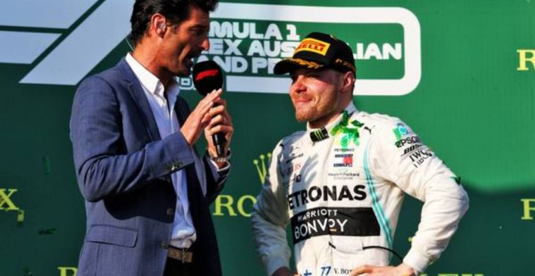Hakkinen on Bottas win: a huge turbo for his self-confidence