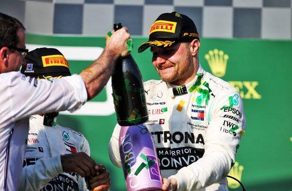 Bottas: Deze overwinning wilde ik héél graag na een jaar zonder winnen