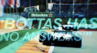 Afbeelding: Mercedes toont stoere trailer ter ere van doorzetter Bottas