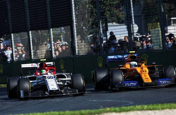 McLaren defends Norris after Australia race performance