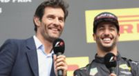 Image: Mark Webber reveals the reason why the deal with Ferrari was canceled at the time
