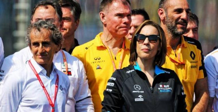Schumacher: Williams lacks cohesion within the team