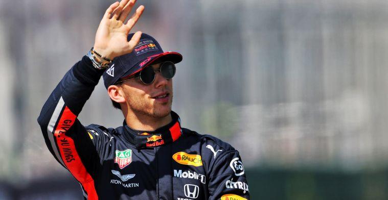 Pierre Gasly hoopt op herhaling van 2018 in Bahrein: Deze keer met Red Bull