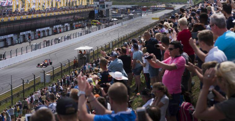 Geld is volgens Jan Lammers geen probleem meer voor Grand Prix op Zandvoort