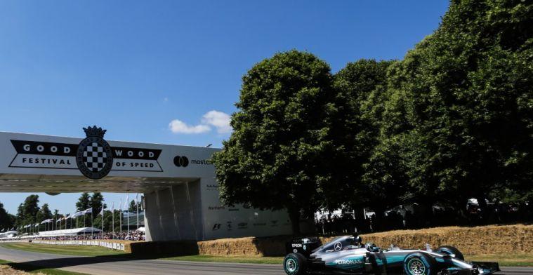 Gaan Formule 1 teams record Goodwood aanscherpen? Maar liefst zes aanmeldingen