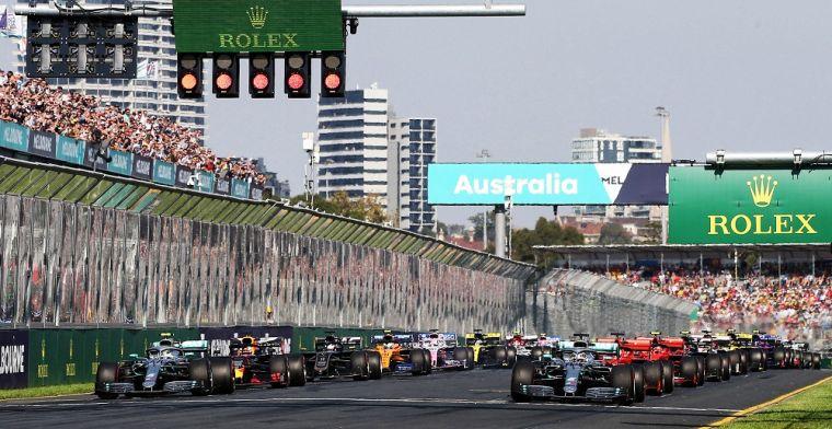 FIA erkent probleem met startlichten en zoekt naar een oplossing voor Bahrein