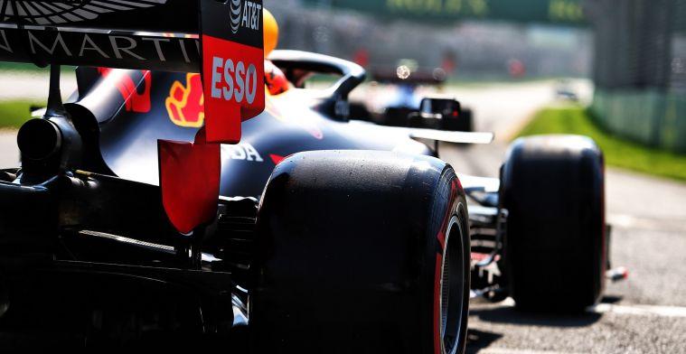 RB15 van Red Bull wederom kortste auto op de grid, W10 nipt de langste