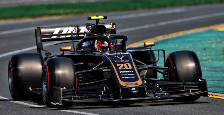 Kevin Magnussen denkt dat het moeilijk zal worden Red Bull bij te houden