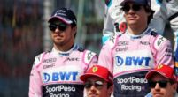 Image: Sergio Perez believes that the Mexican Grand Prix is 'looking more promising'