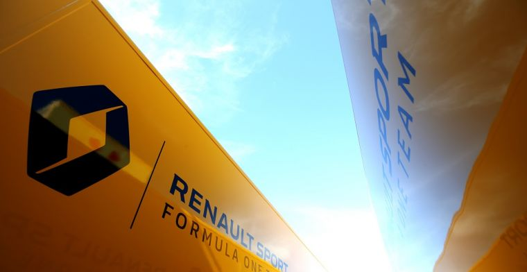 Renault massively in support of budget cap