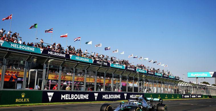 Jolyon Palmer analyseert start in Melbourne: Perfecte reactie van Bottas