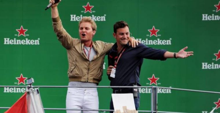 Rosberg initially feared Schumacher's return