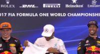 Afbeelding: F1 humor: compilatie grappigste persconferentie momenten