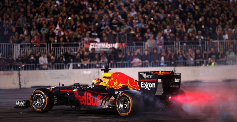 Gerucht: Las Vegas favoriet voor de Amerikaanse Grand Prix