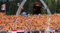 Afbeelding: De Ziggo Dome kleurt oranje voor Oostenrijkse Grand Prix