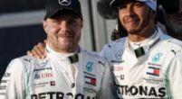 """Afbeelding: Hamilton: """"Bottas is niet anders dan in 2018, behalve de baard"""""""