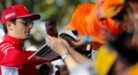 Afbeelding: Leclerc ontkent frustraties na teamorder in Melbourne