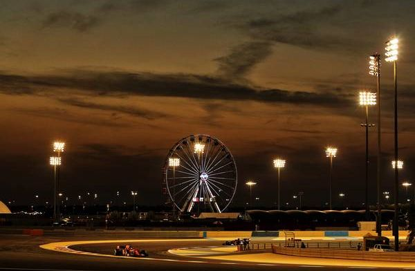 What does Friday say about the rest of the Grand Prix weekend in Bahrain?