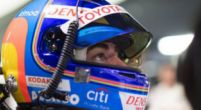 Image: Alonso: Return to F1 is not the plan despite Mclaren test