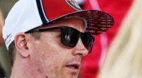 Image: Watch: Kimi Raikkonen spins and struggles with cold tyres in Bahrain practice