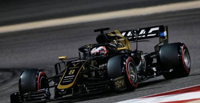 Romain Grosjean and Lando Norris Have a Close Call