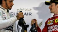 "Image: Villeneuve: ""I don't think Hamilton's words for Leclerc were genuine"""