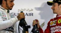 Afbeelding: Jacques Villeneuve gelooft oprechtheid woorden Hamilton aan Leclerc niet