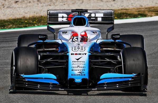 Kubica: I am a passenger in Williams car