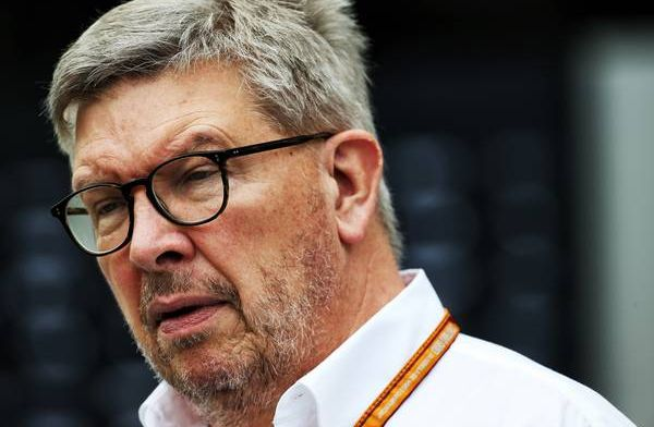 Ross Brawn thinks that the aero changes seem to be working