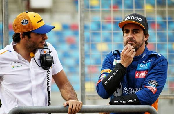 Alonso: McLaren has improved but not enough for a comeback