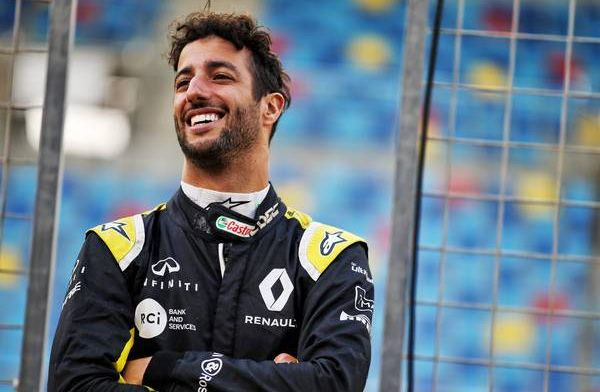 Daniel Ricciardo admits he is having a challenging time at Renault