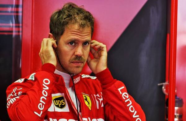 'Frightening' Vettel jolts Mercedes at landmark Chinese GP
