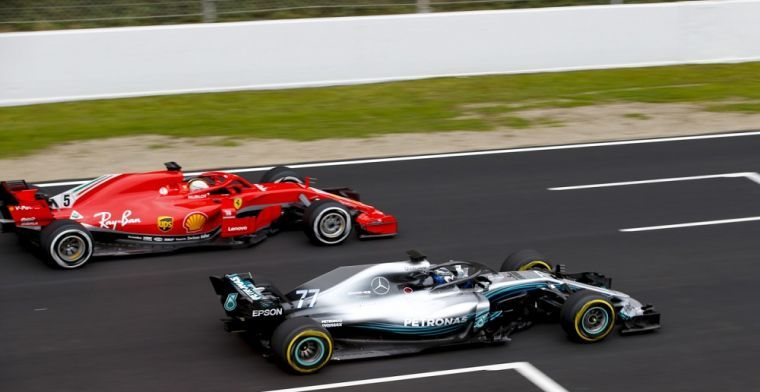 Mercedes duo believe Bahrain one-two wasn't solely down to luck