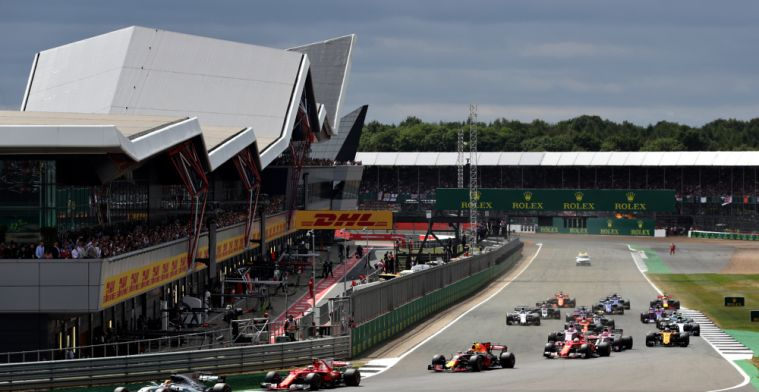 F1 owners near deal for British GP to be kept at Silverstone
