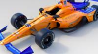 Image: Watch: McLaren launch Fernando Alonso's Indy500 challenger