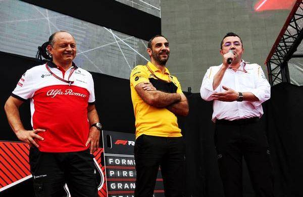 Boullier belooft dit jaar betere verkeerssituatie bij Franse Grand Prix