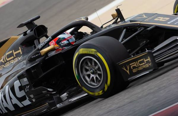 Grosjean expecting Haas to bounce back in China