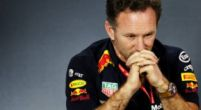 "Image: Christian Horner sits comfortable: Red Bull are ""a long way ahead"" of the midfield"