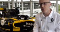 Image: Renault explain why tyre management is vital in China