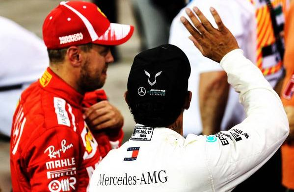 Vettel: Hamilton the only one without a short-term memory!