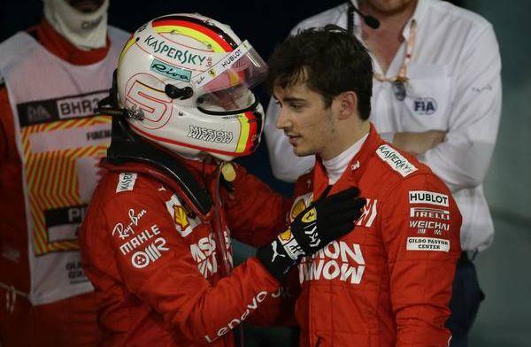 Vettel not surprised Leclerc passed him despite team orders